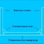 Изготовление аквариумов с подвижным дном в Молдове, Кишиневе